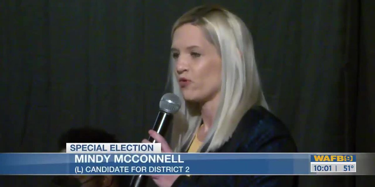 Prophetic Voices holds live debate for Congressional District 2 candidates