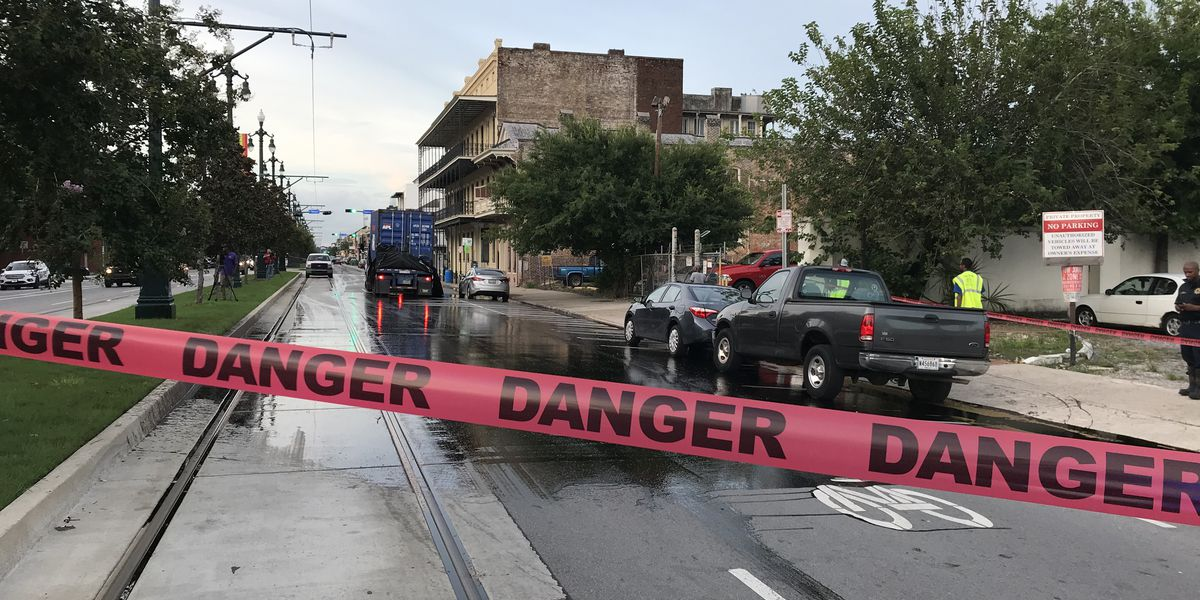 1,000 gallon syrup spill shuts down French Quarter street
