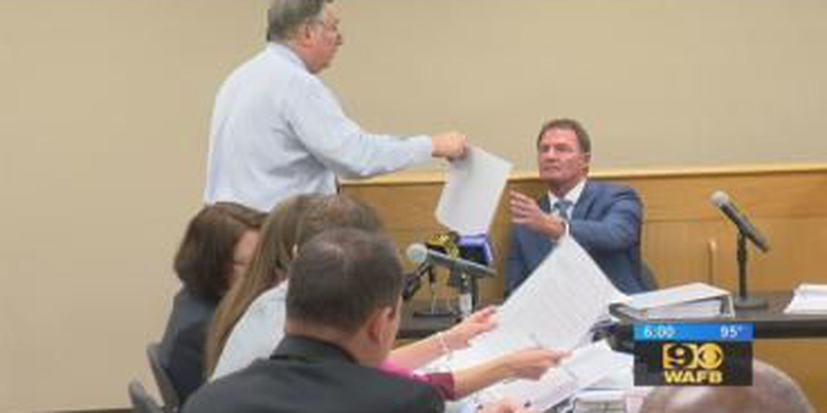 Former LSP supt. testifies at hearing for troopers appealing demotion for lavish trip