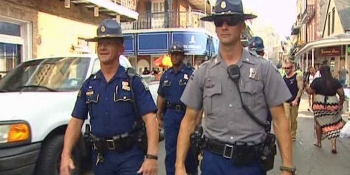 State Troopers stay in N.O. to aid patrols after Bourbon St. shooting