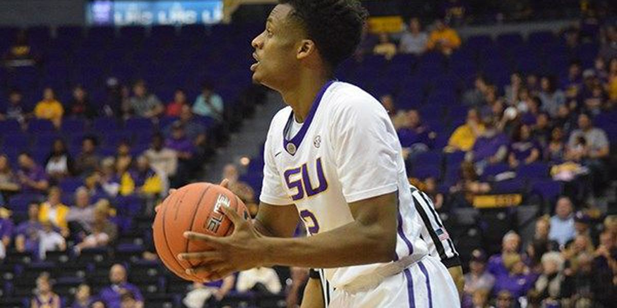 LSU's Blakeney earns SEC postseason honors