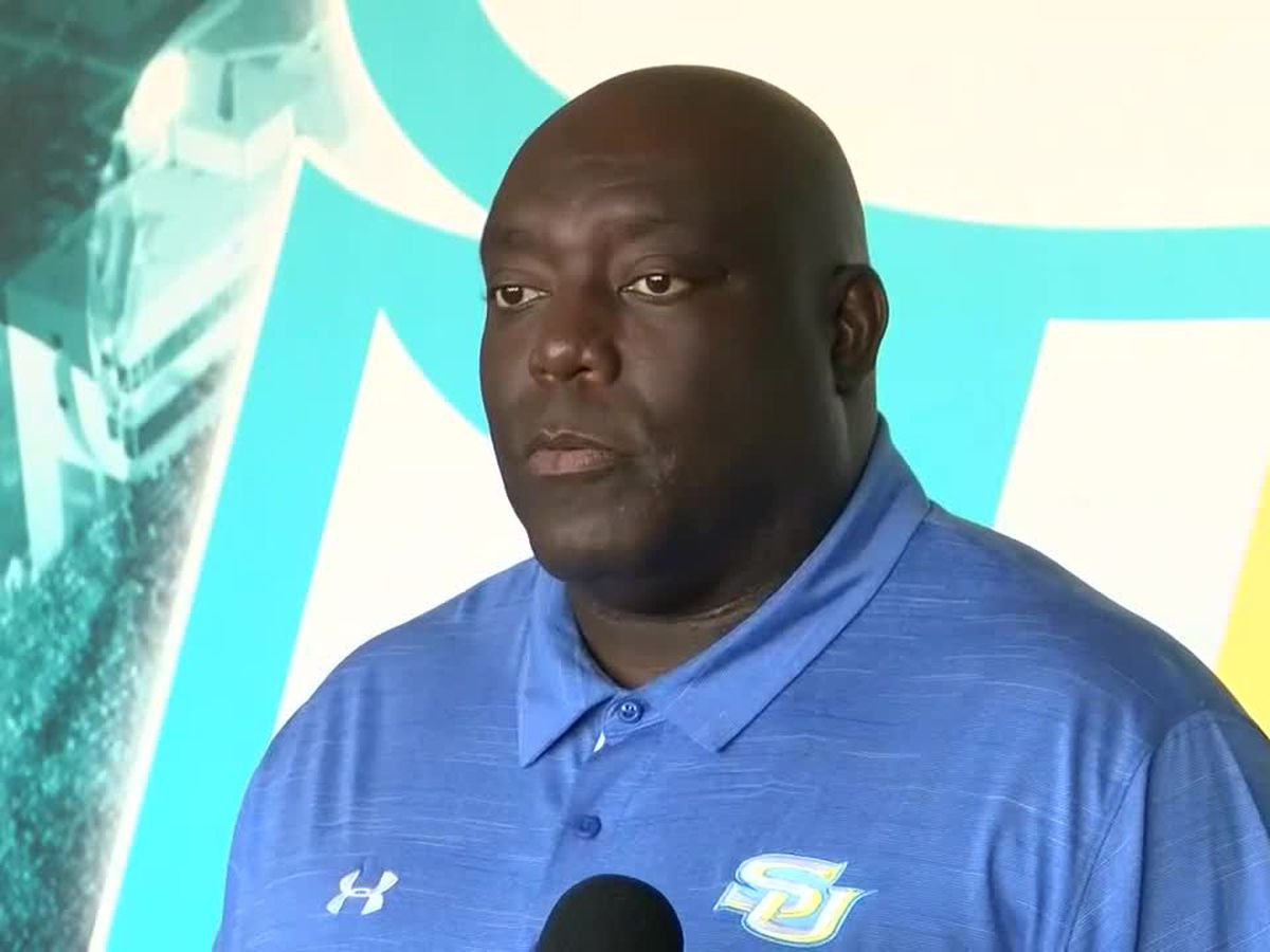 Southern head football coach leaving for Norfolk State