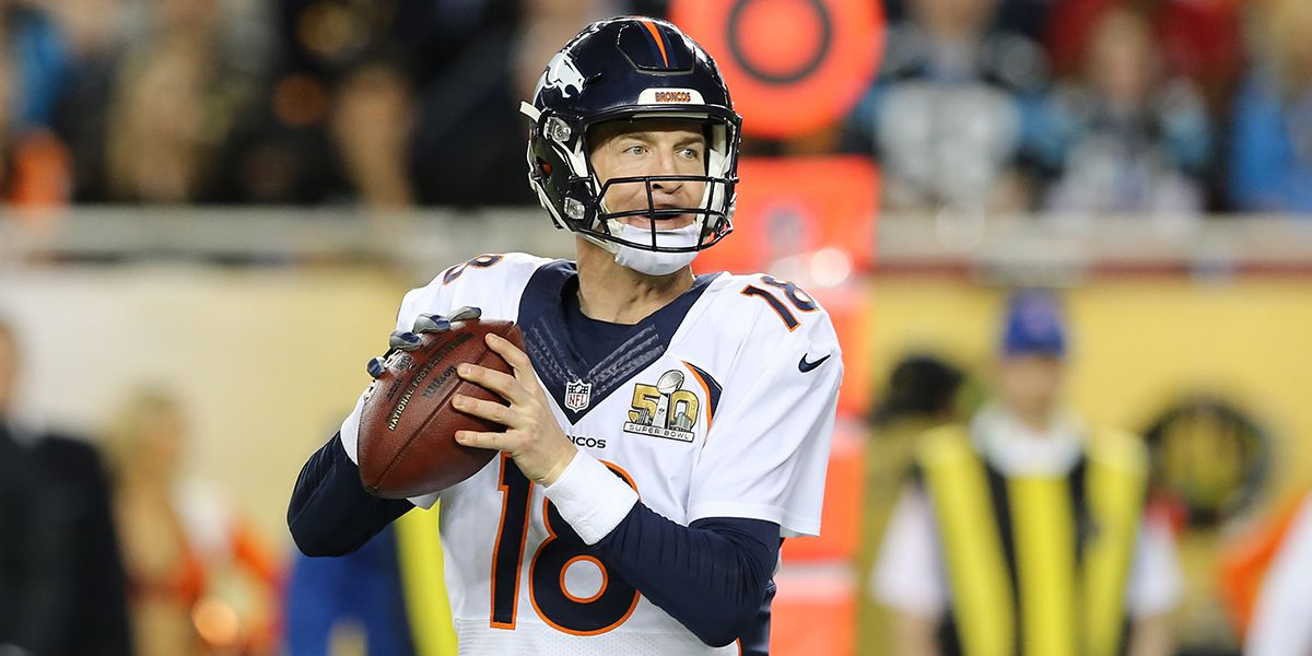 No surprise: Peyton Manning a Hall of Fame finalist