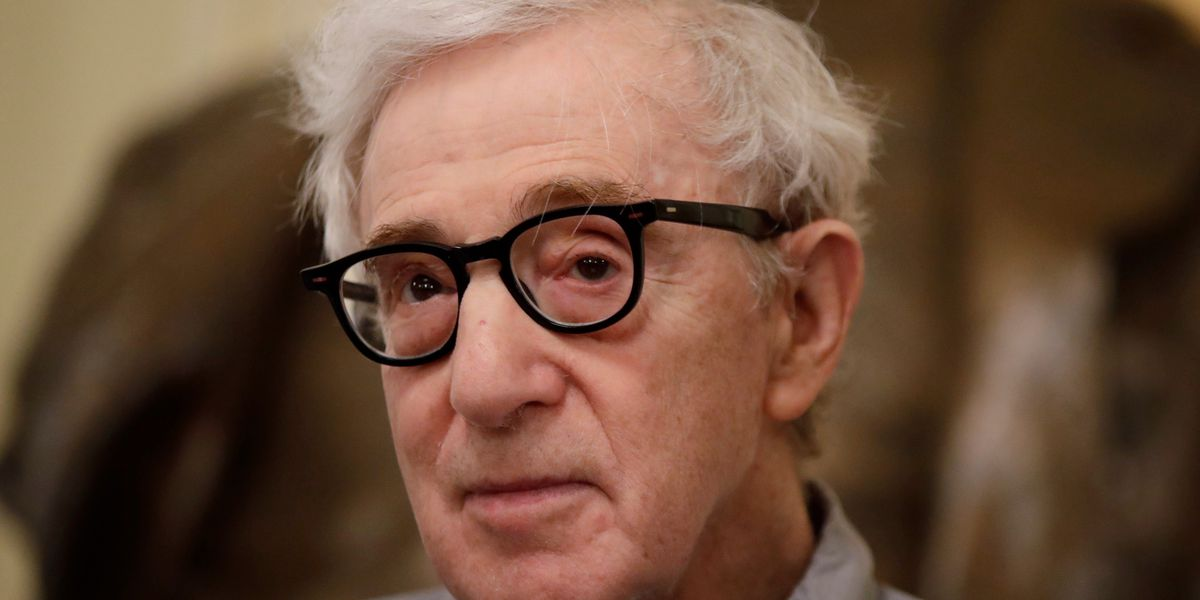 Woody Allen has new publisher, memoir published Monday