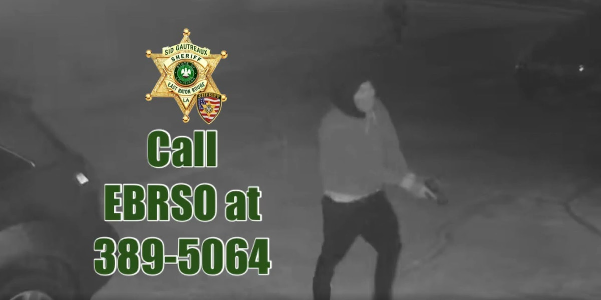 EBRSO warns residents to not approach armed burglars after string of vehicle break-ins around Baton Rouge
