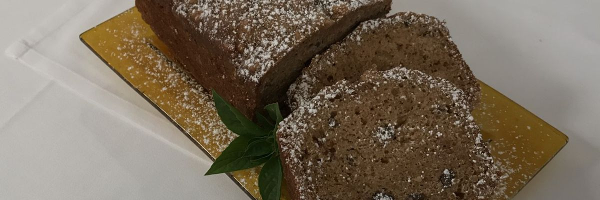 Bavarian Apple Walnut Bread
