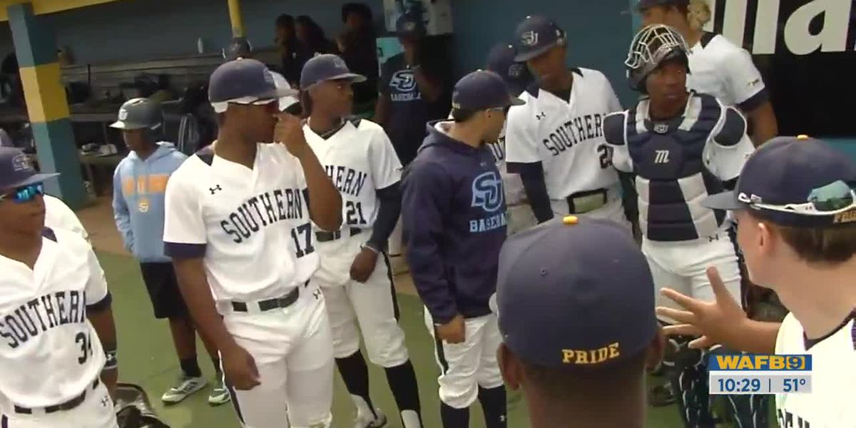 Southern Baseball vs Tulane - Game 2