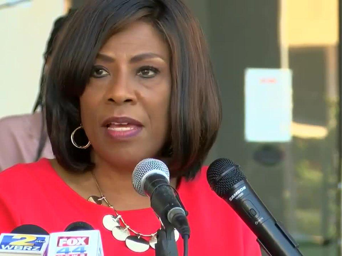 Mayor Sharon Weston Broome officially kicks off reelection campaign