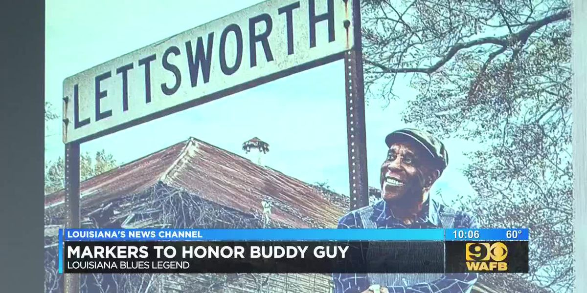 Blues musician honored in Lettsworth