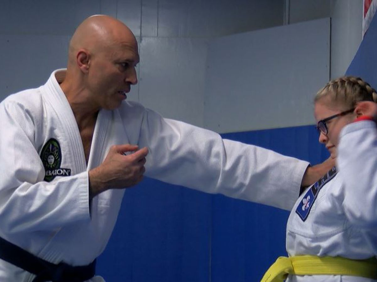 MMA legend Royce Gracie teaches seminar in Lake Charles