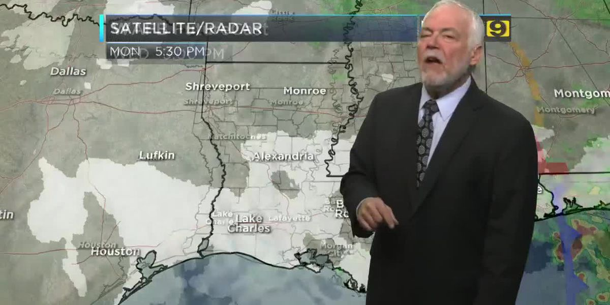 FIRST ALERT FORECAST: Monday, Jan. 27 - 10 p.m.