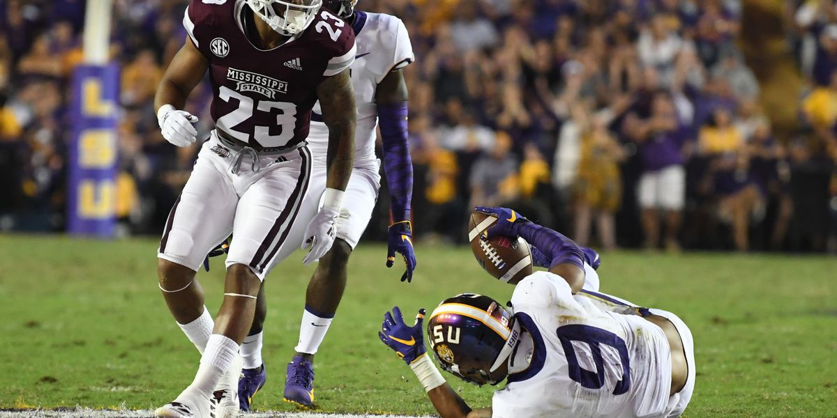 LSU's Delpit, Tracy named SEC Players of the Week
