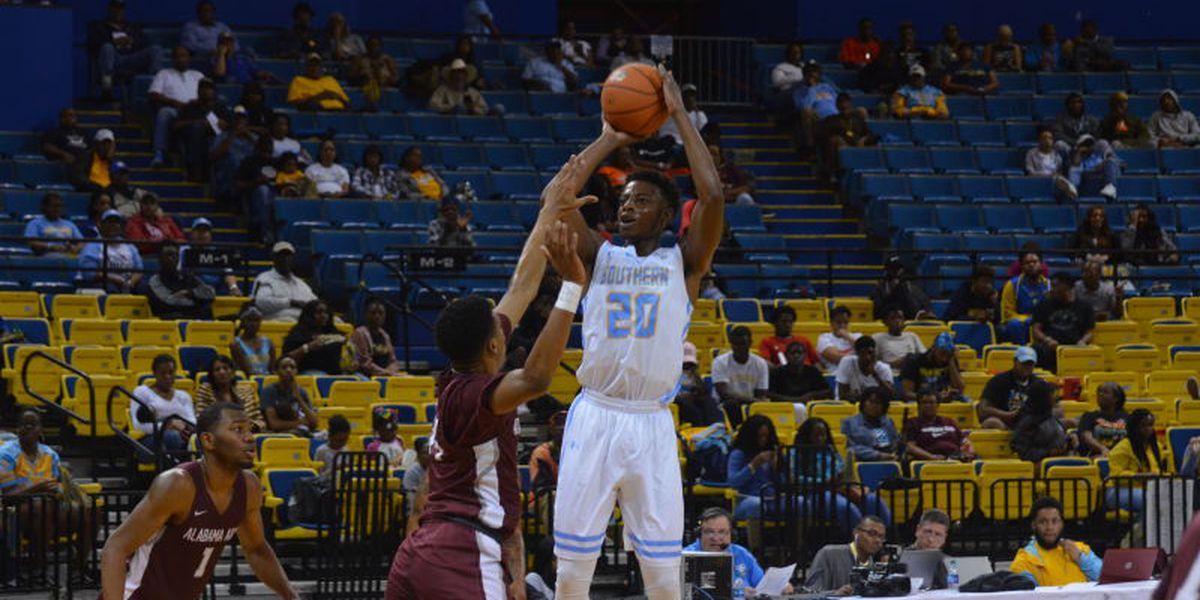 Southern basketball steps up defensively in 59-49 win over Alabama A&M