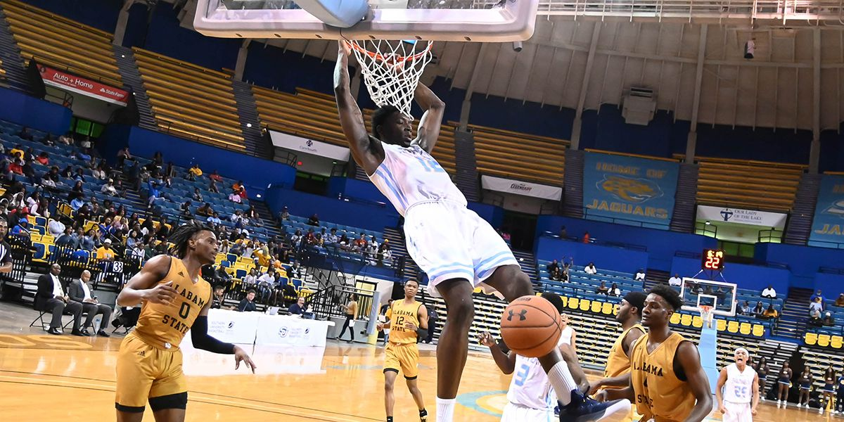 Men's Basketball: Southern powers past Alabama St. behind great shooting