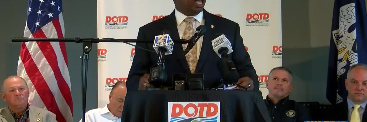 DOTD Sec. Shawn Wilson discusses recovery from covid-19