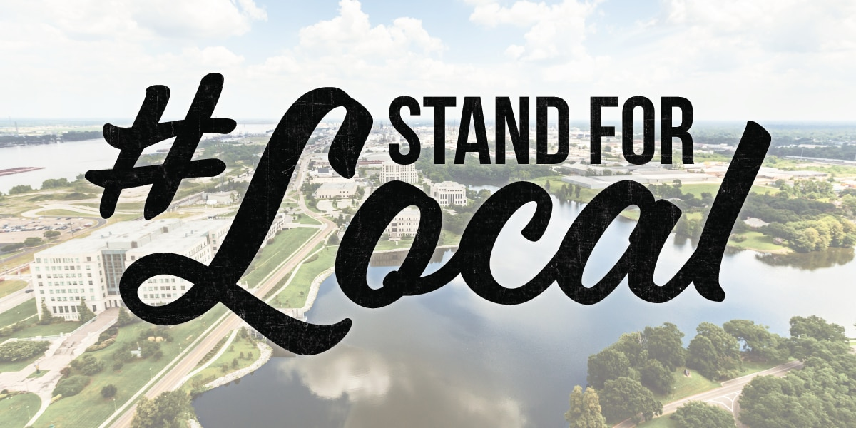 #StandForLocal: Helping to keep the local economy strong