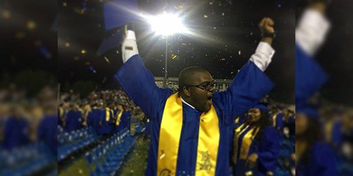 Special needs student defies odds, graduates from East Ascension High and plans to attend college