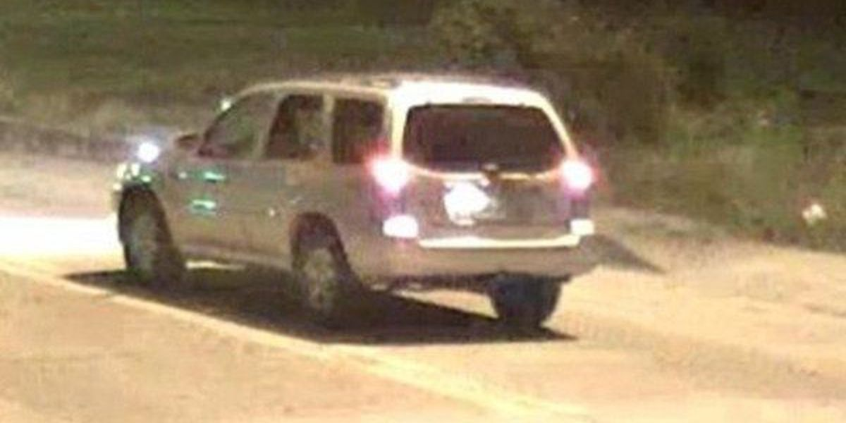Police search for trio driving around shooting people with BB gun