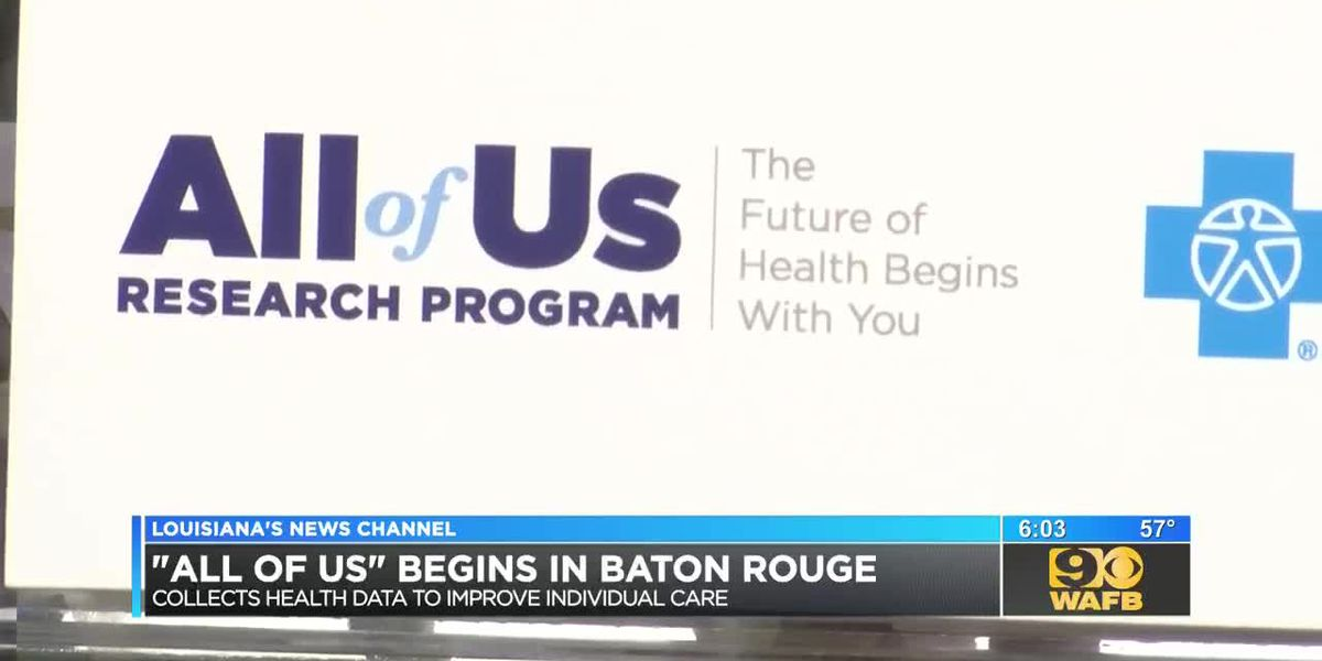 Nationwide healthcare initiative coming to Baton Rouge
