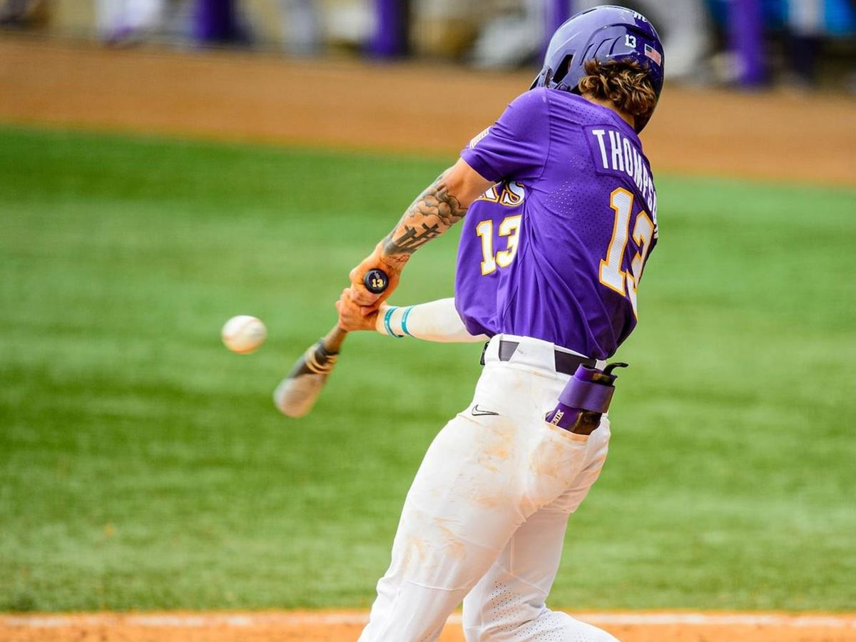 LSU wins third SEC series of season, holds on to beat Auburn 9-6
