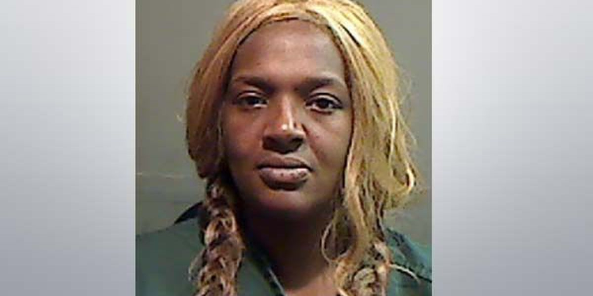 Police: Woman arrested after video shows she kicked juvenile during fight