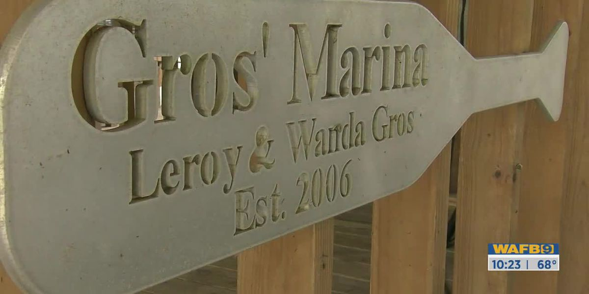 SHOWCASING LOUISIANA: Gros' Marina