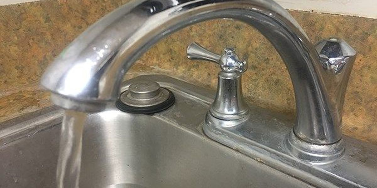 False River Waterworks customers with no water