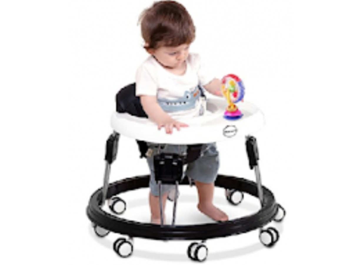 Babies can be entrapped, injured using these recalled walkers