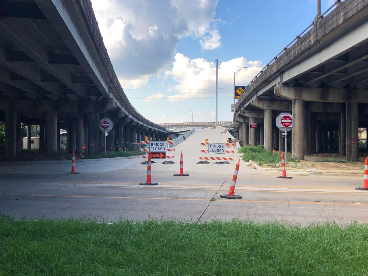 New Terrace Avenue exit opening 'soon,' DOTD says