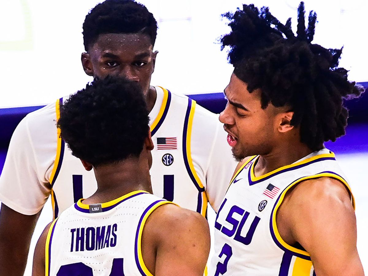 LSU prepares to host SEC-leader Alabama