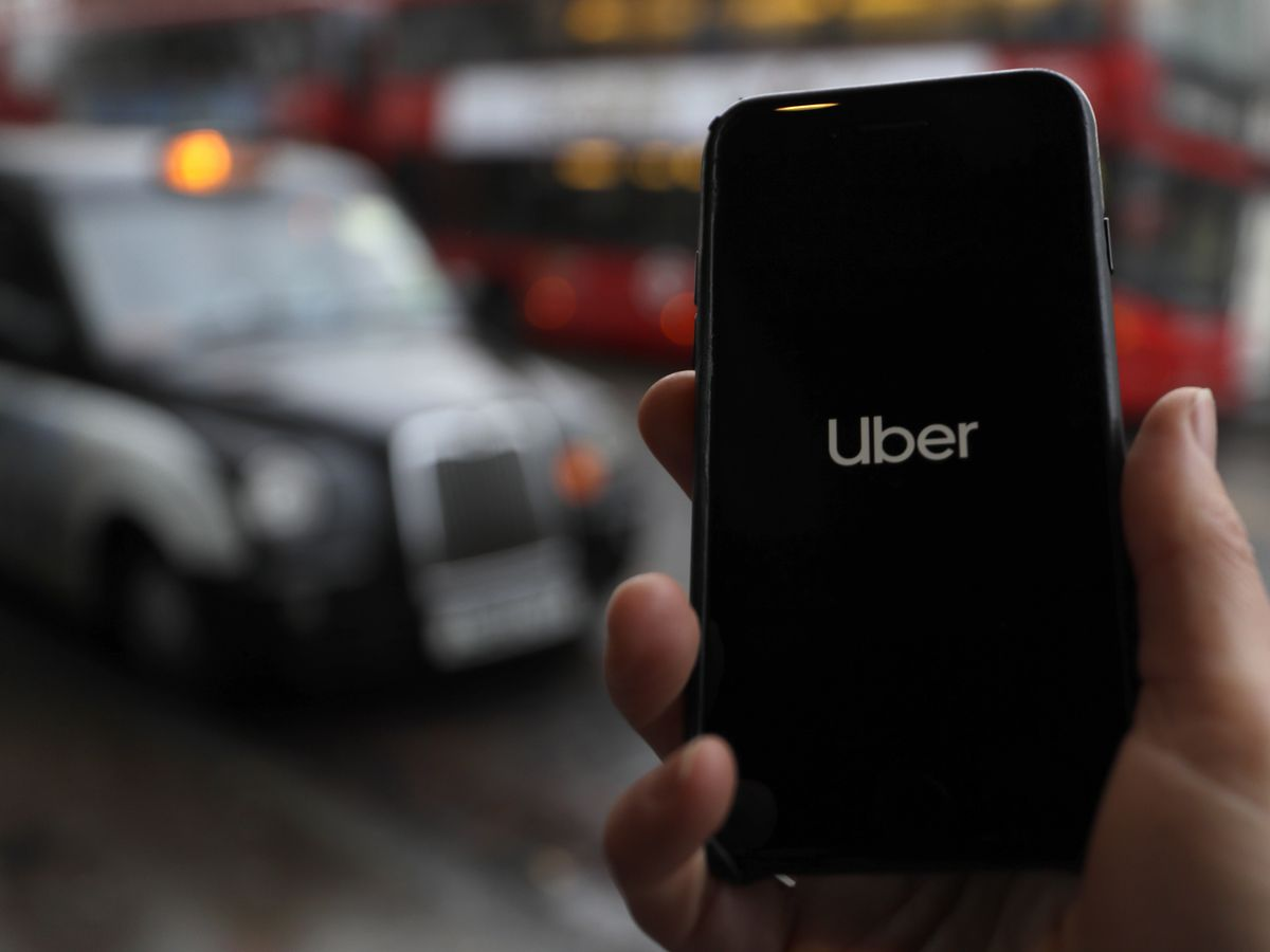 Uber announces new on-trip reporting feature