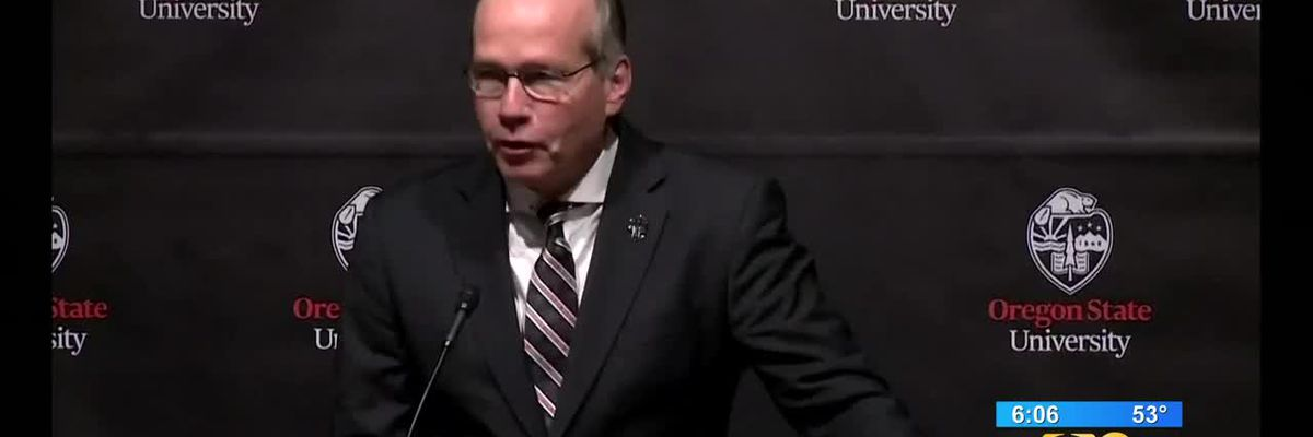 LSU President F. King Alexander accepts new job as president at Oregon State