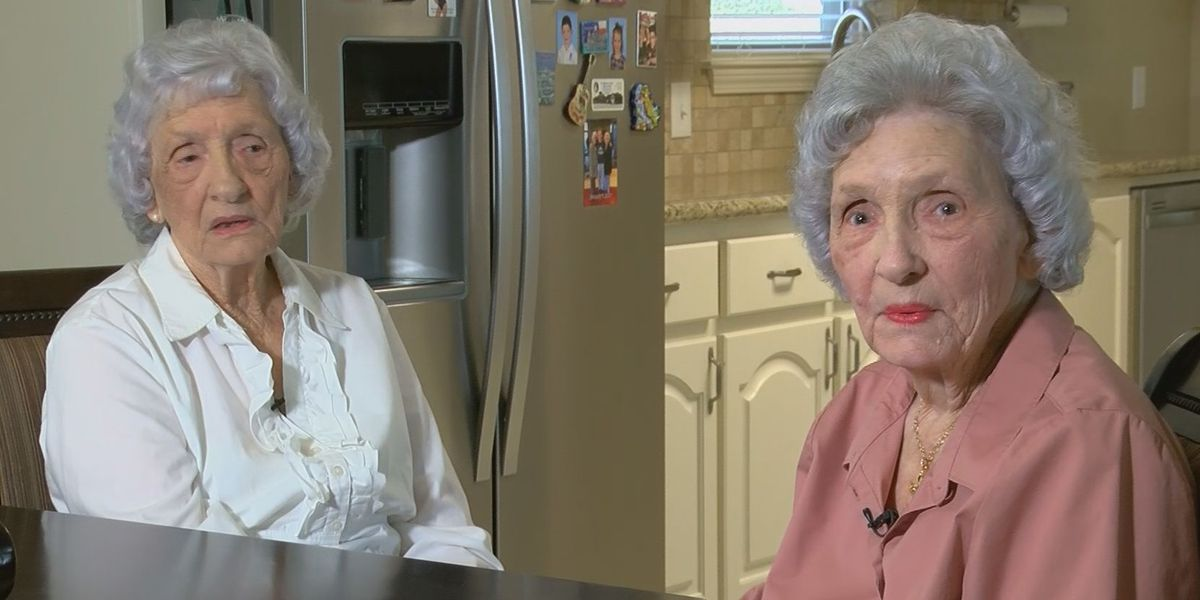 Best friends celebrate 91 years sharing life's ups and downs