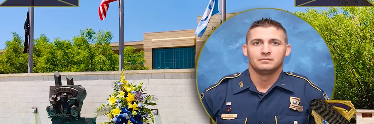 La. state trooper dies of injuries, marking first LSP line of duty death since 2015