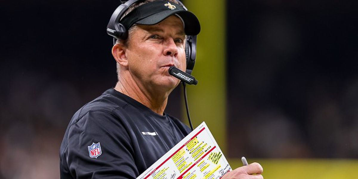 Sean Payton cautions against snakes and diagrams favorite plays