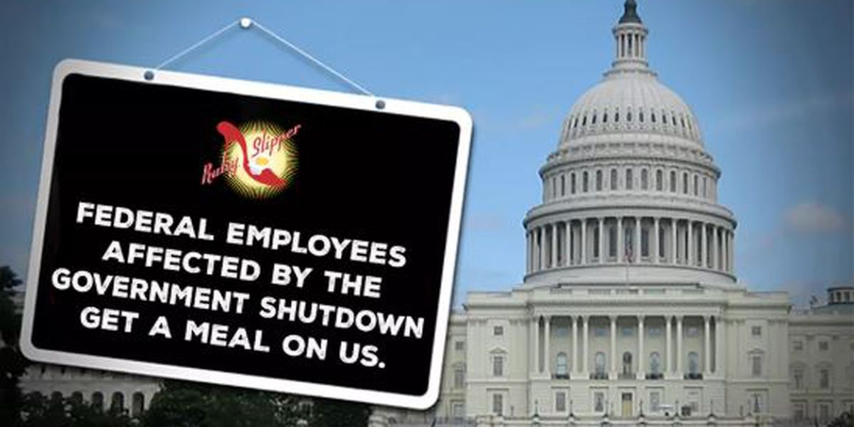 The Ruby Slipper offers to feed furloughed federal employees