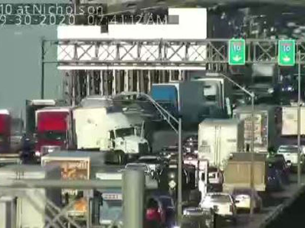 All lanes reopened on Miss. River Bridge following 18-wheeler crash