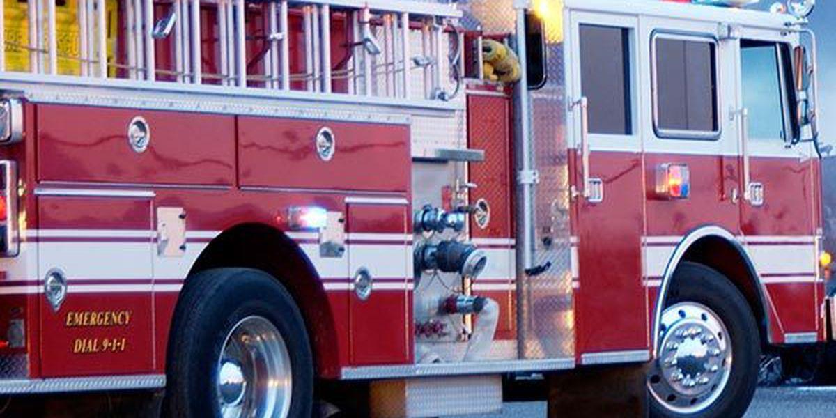 BRFD arrest suspect in arson case on Sherwood Valley Ct.