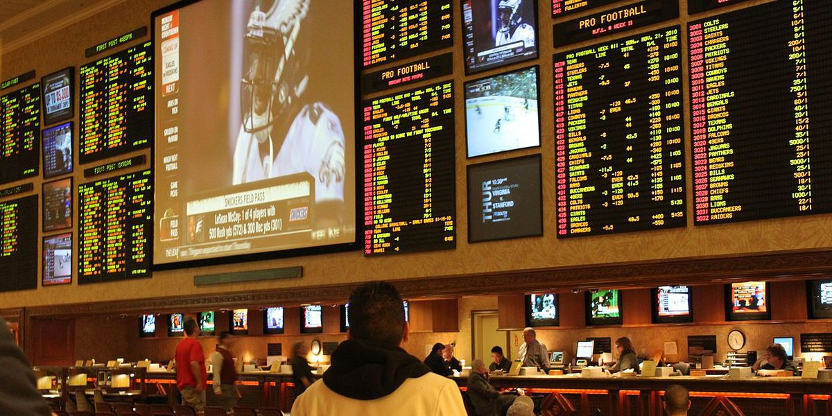 Sports betting will be on Nov. ballot, but implementation at least a year away