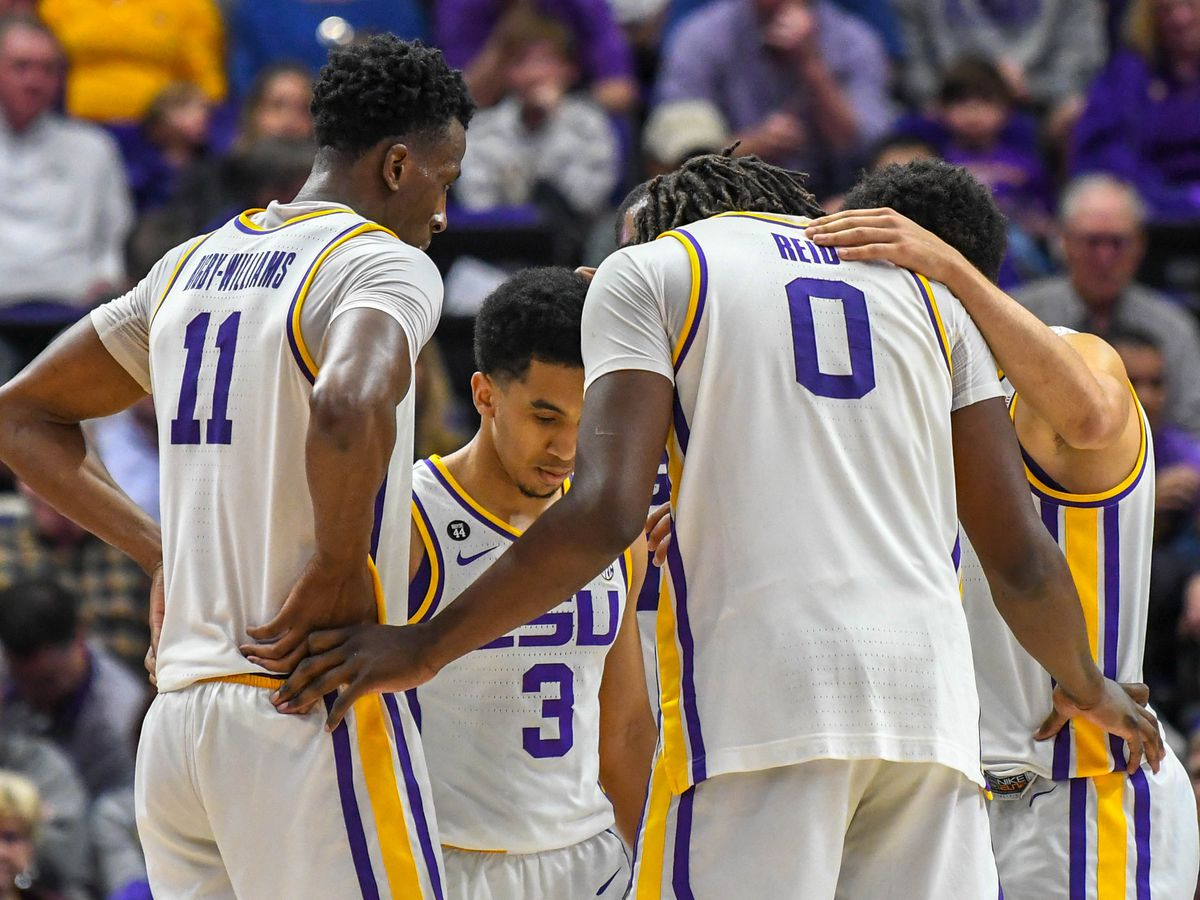 Ranked teams meet as No. 13 LSU hosts No. 5 Tennessee
