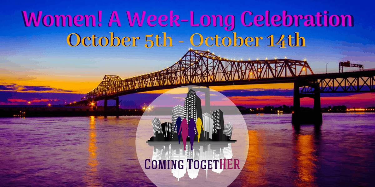 Baton Rouge Women's Week to highlight women in today's world
