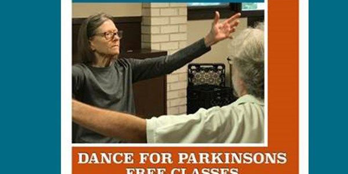 Free dance classes for people with Parkinsons disease