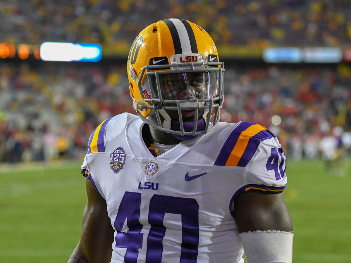 6 LSU players invited to NFL Combine