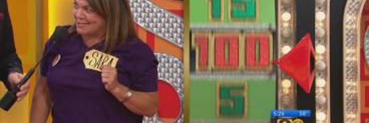 Baton Rouge woman appears on 'Price is Right'