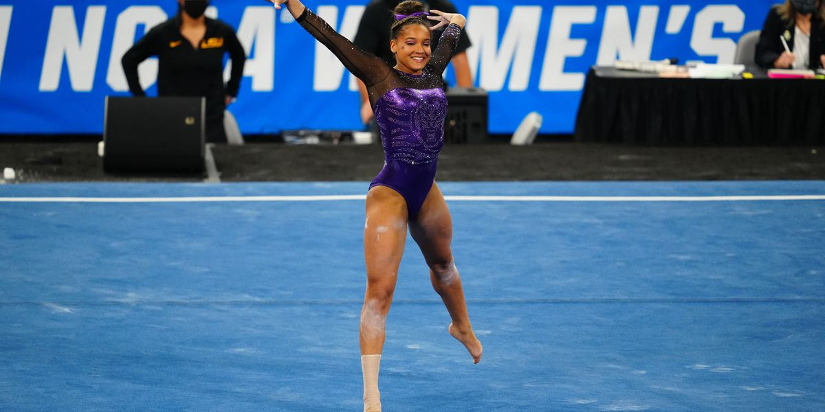 Haleigh Bryant wins NCAA title; LSU finishes sixth at NCAA Championships