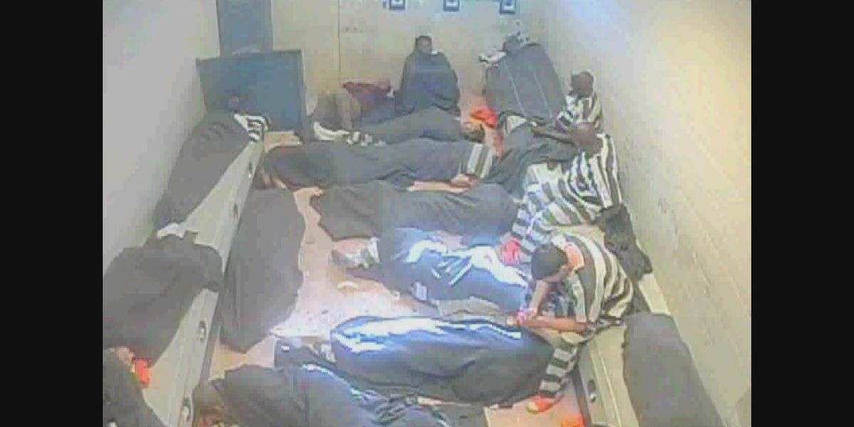 Zurik: St. Tammany Jail keeping inmates in holding cells for weeks, violating state's minimum jail standards