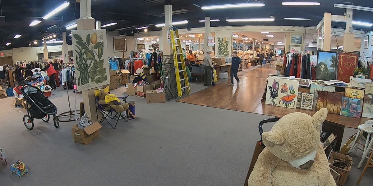 30th year for Attic, Trash, and Treasure sale to donate proceeds to non-profits