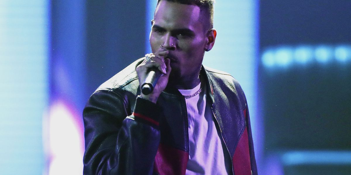 Police: Chris Brown detained in Paris after rape accusation