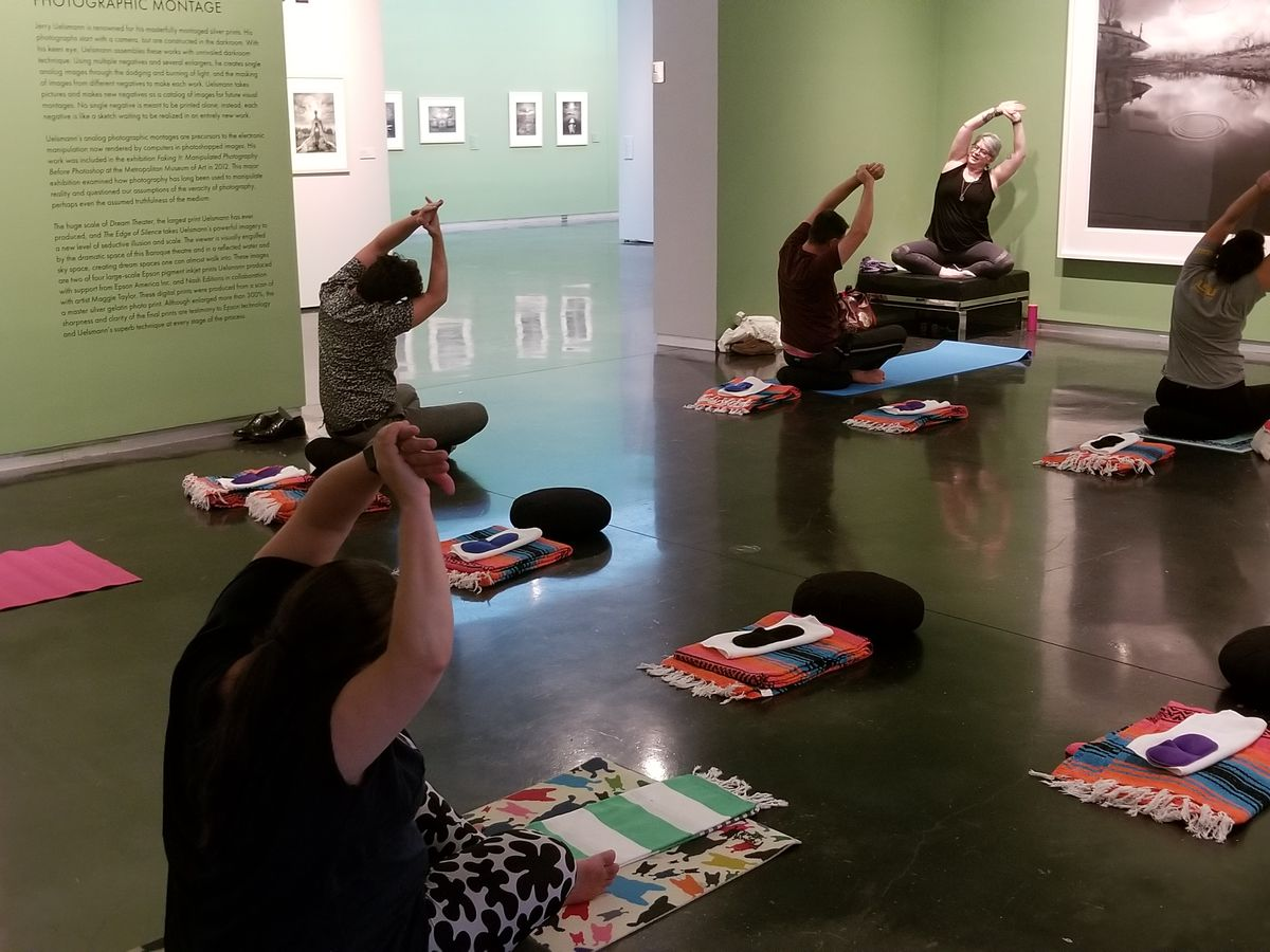 Gain culture while finding balance at the LSU Museum of Art