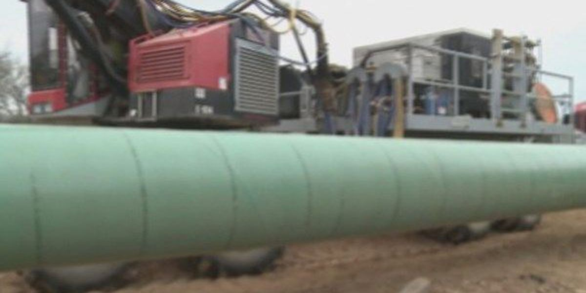 La. Senate panel approves bill creating protections for oil pipelines
